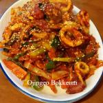 Ojingho bokum picante